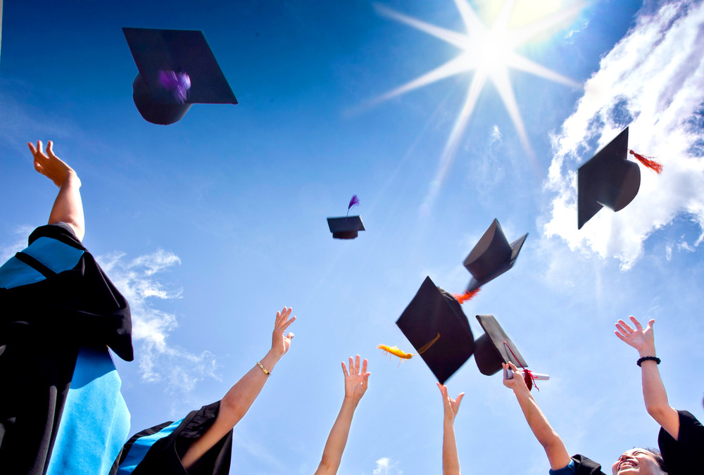Graduation Day – Let the Happy Dance Commence!