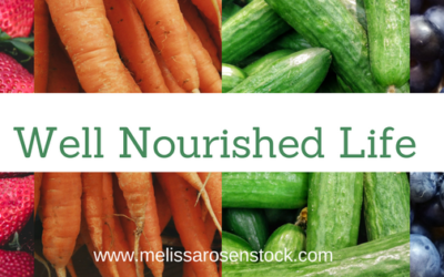 Fall Into A Well Nourished Life!