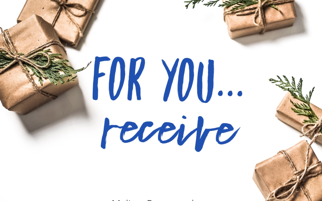 The Gift In Receiving