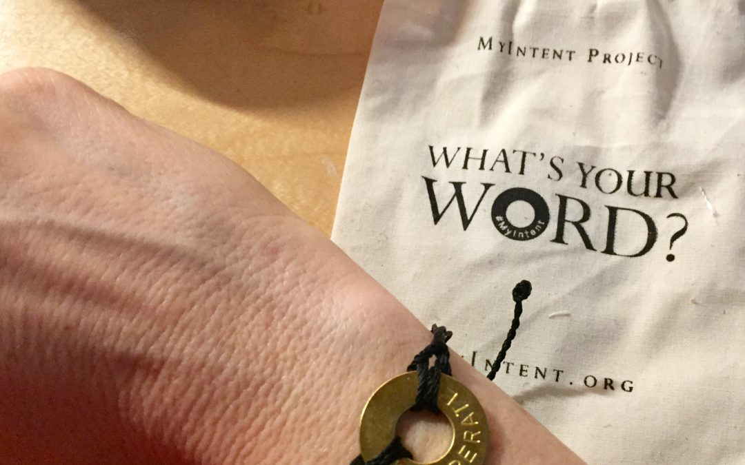 My Word for the Year and Why It Matters to You!